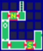 Sector X Map (Post-crash)