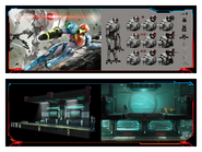 Metroid Dread Special Edition Artbook 04