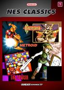NES Classics puzzle