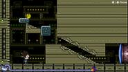 Super Metroid microgame in WarioWare Get It Together 7