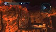 Crater Interior - Kick Climb shaft 2