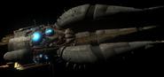 Space Pirate Battleship