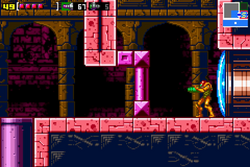 Ridley's room access MZM.png