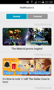 The Metroid promo begins!