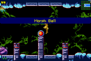 MZM morph ball item