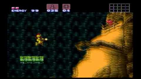 Super Metroid - Vs