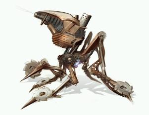 Araña de Lata