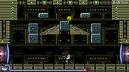 Super Metroid microgame in WarioWare Get It Together 8