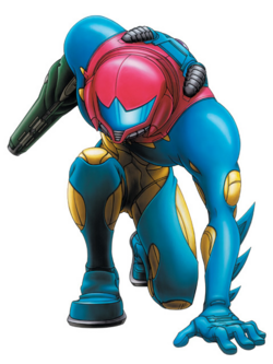 Metroid Fusion (Samus Aran Artwork 02).png