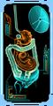 Pirate stomach and intestine scanpic