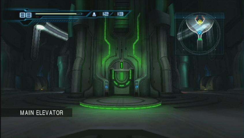 Main Elevator (Main Sector)