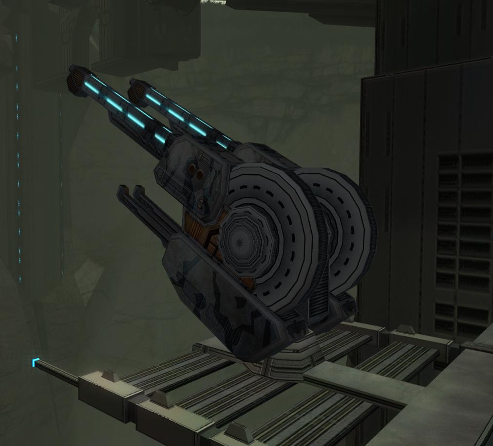 "Mk XII ""Hydra"" Multiturret"