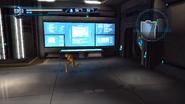 Control room - Samus enters