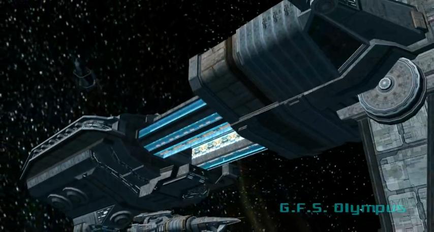 Crucero Espacial Clase Olimpo