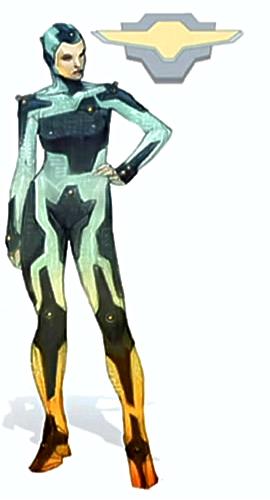 Soldado (Mujer)