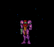 Super Metroid Ending 01 SM