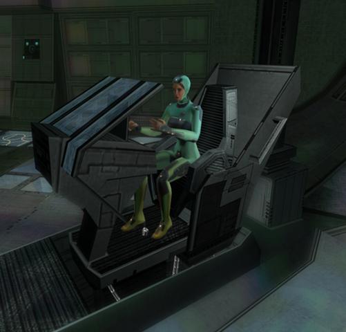 Consola de Control de la Biocámara