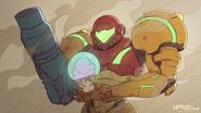 HoaHR Metroid-II-Return-of-Samus The-Last-Metroid DisturBug