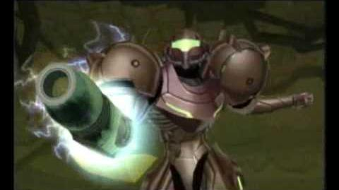 Metroid Prime Nintendo GameCube Preview DVD trailer