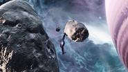 Asteroids near ZDR