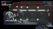 Metroid Dread Item Room with Varia Suit