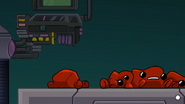 Super Meat Boy Forever Metroid parody 1