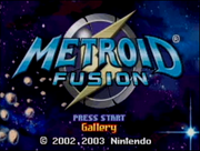 Gallery (Metroid Fusion).png