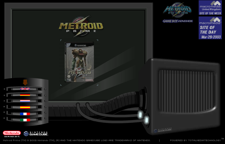 Metroid Prime (flash game)