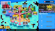 WarioWare Get it Together Super Metroid microgame