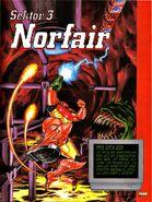 Guía Oficial de Nintendo del juego Norfair sm