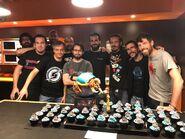 MercurySteam Gamma Metroid cake