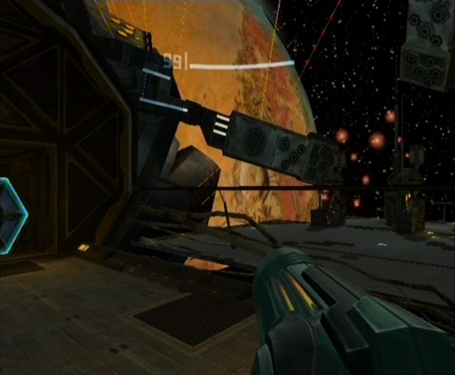 List of rooms in Metroid Prime/Frigate Orpheon