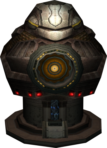 Estación de Seguridad de Templo Luminario