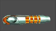 MP1 beta orange Plasma Beam