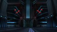Sector Zero Entrance door