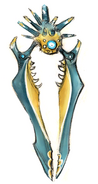 Ice Shriekbat Concept Art MP1