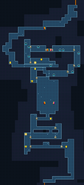 MSR Area 8 Map