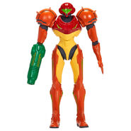Samus Jakks Pacific closeup