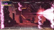 Experiment No. Z-57 energy blasts