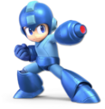 SSB Ultimate Mega Man render
