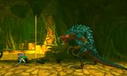 Metroid Samus Returns Metroid (Stage 7) Omega Metroid VS Samus (Cutscene)