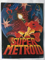 Super Metroid magazine pullout (UK, VGM, mag unknown) cover