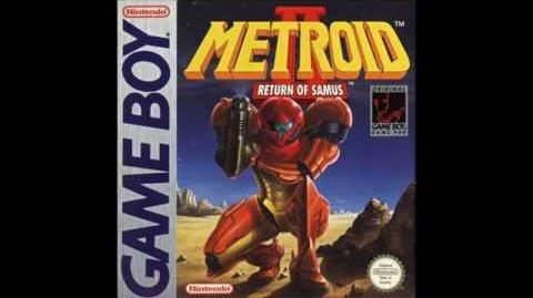 Metroid II Return Of Samus Music - Metroid Boss Theme