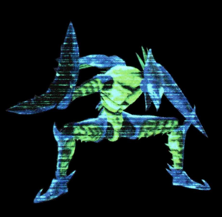 Zebesian Hologram
