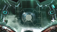 Metroid Dread Combat Visor