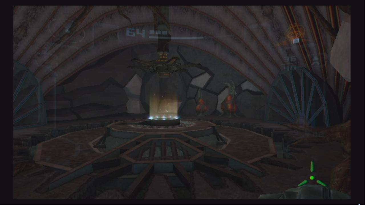 セーブステーション1 (水底に眠る神殿トーバス)