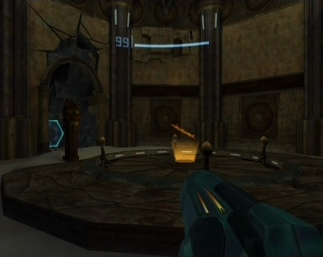 List of rooms in Metroid Prime/Chozo Ruins