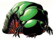 Kirugiru larva
