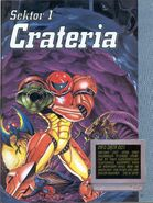 Super Metroid The Official Nintendo Game Guide - Crateria