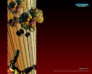 MZM wallpaper Samus Wavers